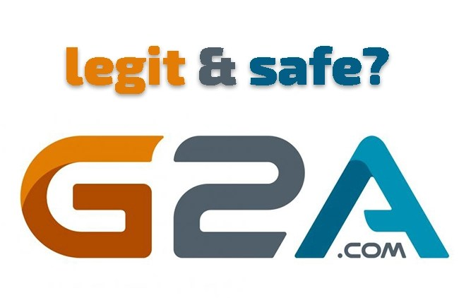 b4gamez review: is G2A legit and safe?