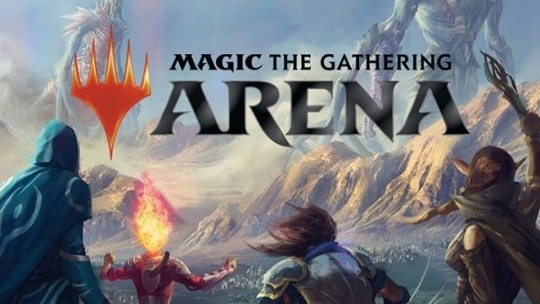 the best free games on PC Magic-the-Gathering-Arena