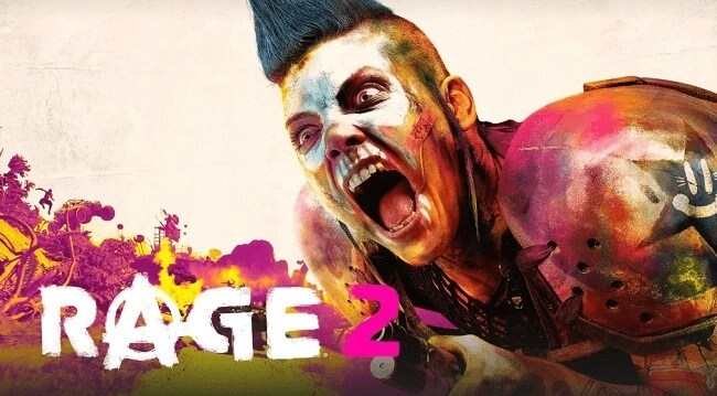 Rage 2 new ps4 game 2019
