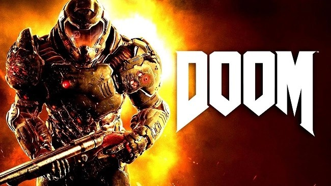 DOOM - best ps4 games out now