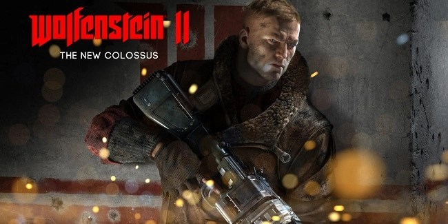 Wolfenstein 2: The New Colossus ps4 game