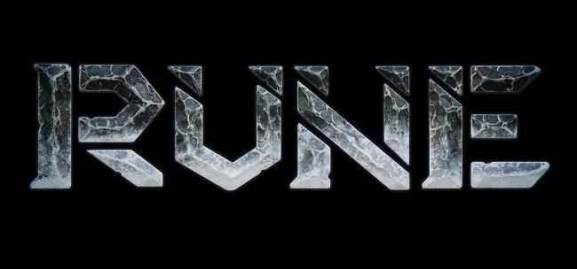 RUNE rpg game