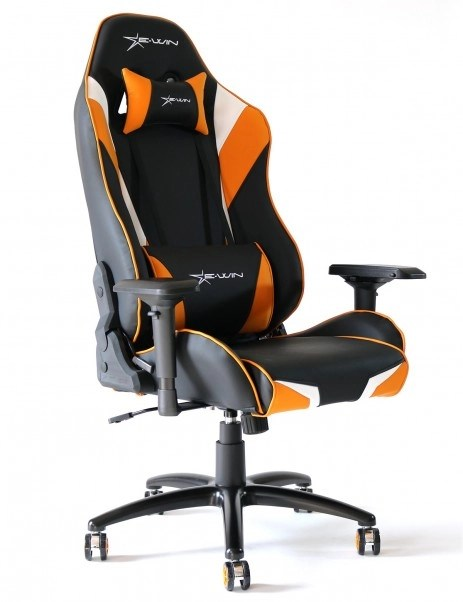Champion Series Ergonomic Computer Gaming Office Chair with Pillows