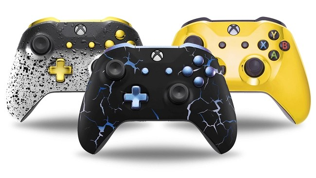 Design an Epic Custom Xbox One Controller