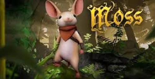 Moss video game for kids