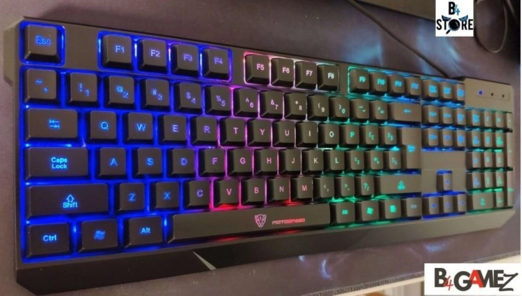 k70 gamers keyboard motospeed