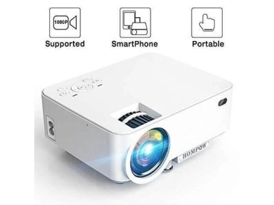 HomPow Video Projector
