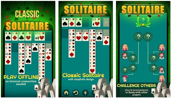 Free Solitaire - Offline Card Games