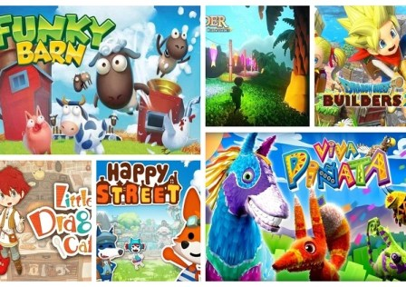 Games like Animal_Crossing