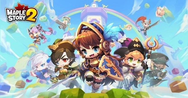 Maplestory Best Class 2020.17 Best Anime Mmorpg 2019 You Should Play B4gamez