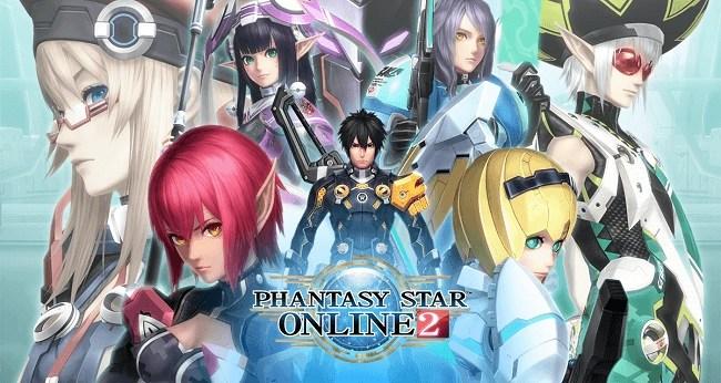 Phantasy Star Online 2 (PSO2)