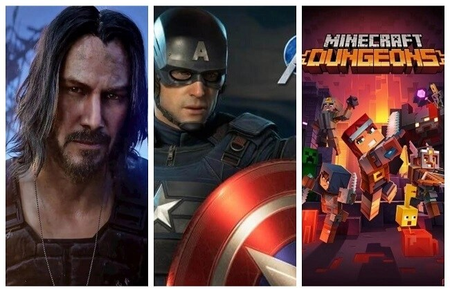 Unconfirmed Games to Be Released in 2020
