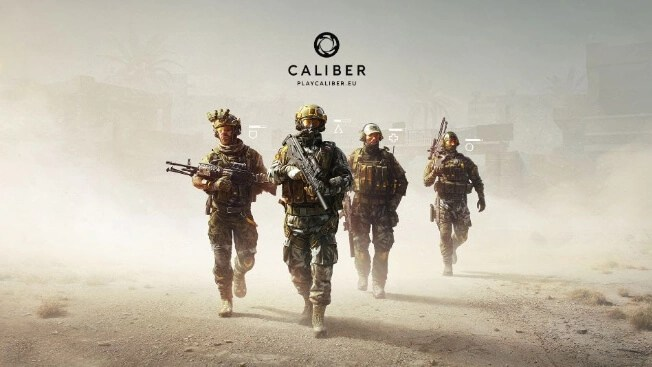 Caliber video game