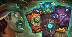 Hearthstone: 5 Card Packs for Free!