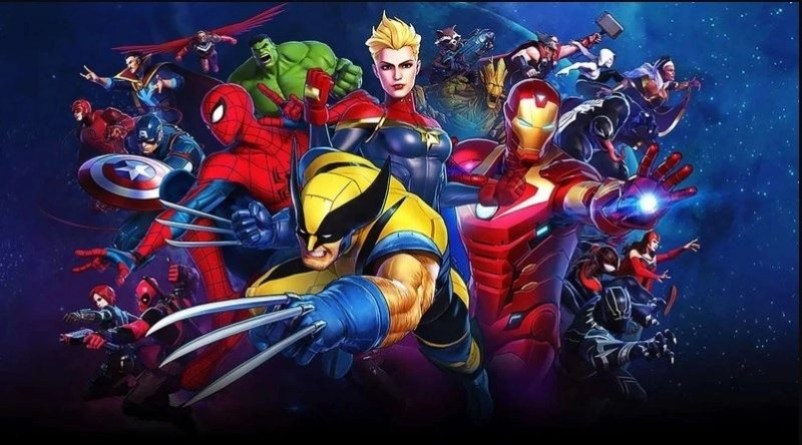 Marvel Ultimate Alliance 3-The Black Order