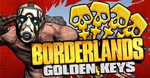 Borderlands: Free 5 Golden Keys Shift Code