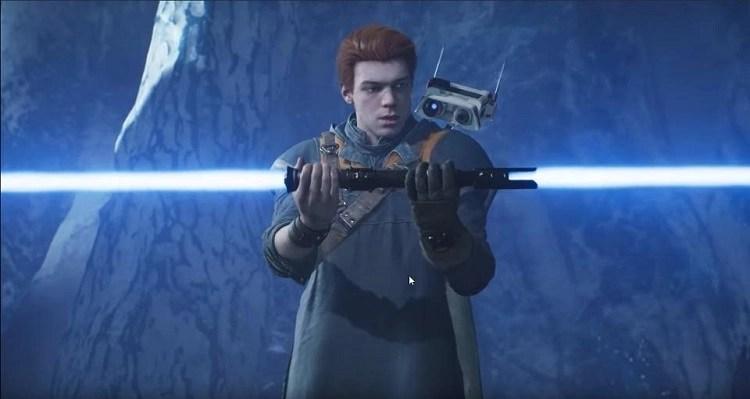 Star Wars Jedi -Game Summary