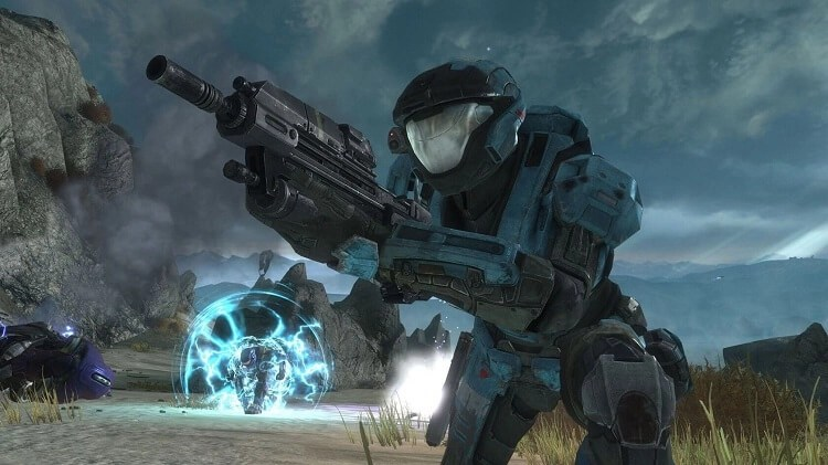 Halo 3 Deployable Items