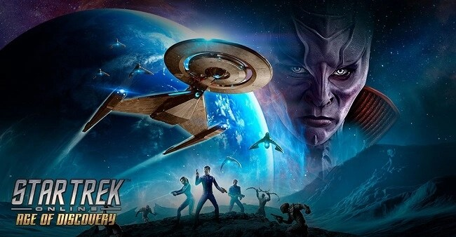Star Trek Online - One of the top MMORPGs 2020