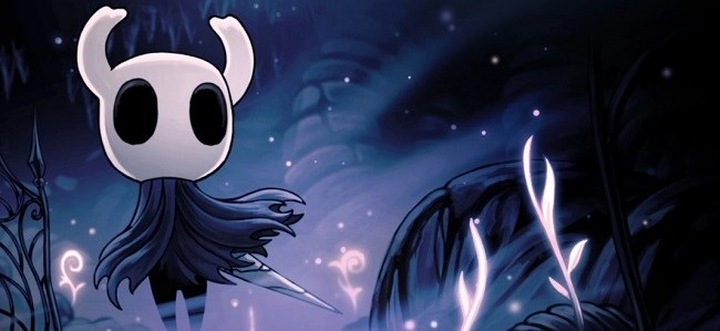 Super Smash Bros Ultimate - The Knight from Hollow Knight