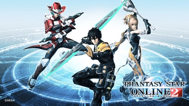 PSO2 game
