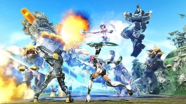 Phantasy Star Online 2 - Video games 2020