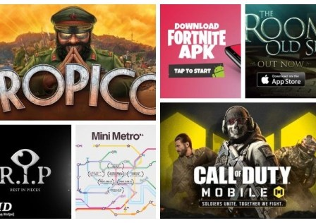 list of  best android games 2020