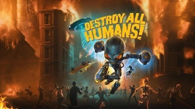 Destroy All Humans (2020 Video Game)