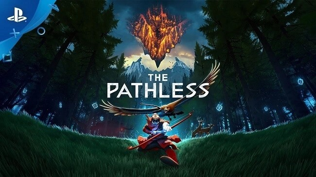 The Pathless - upcoming ps4 game 2020