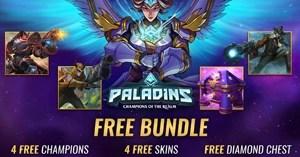 Paladins: Free Bundle