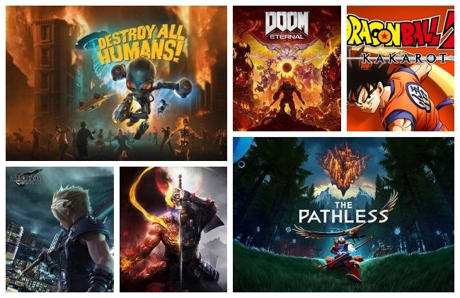 Best PS4 games 2020 list