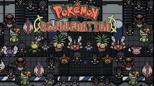 Pokémon Rejuvenation