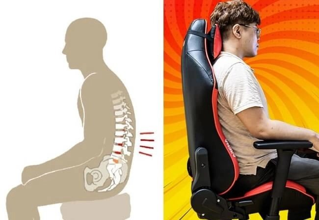 Are gaming chairs good for back pain? 6