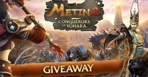 Metin2 Gift Pack Key Giveaway