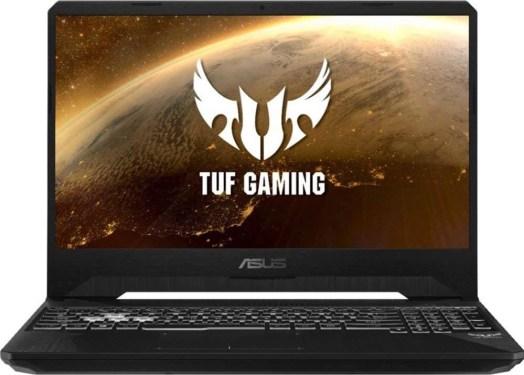 ASUS TUF Gaming Laptop with GeForce GTX 1650
