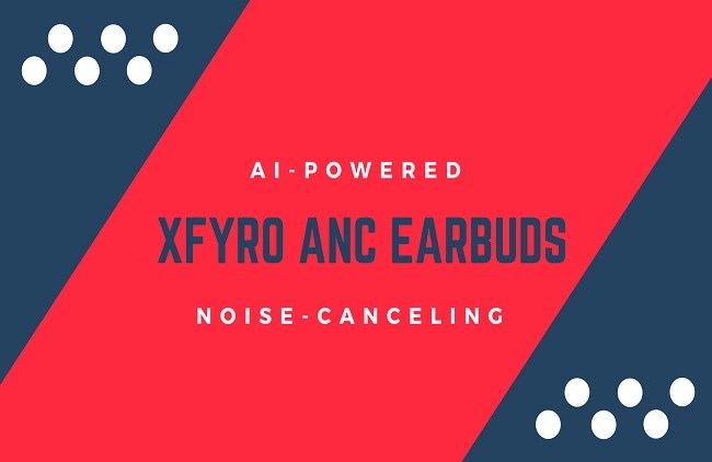 xFyro ANC Earbuds: The Power of AI 2