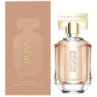 هوجو بوس ذا سنت النسائي hugo boss the scent parfum 100ml
