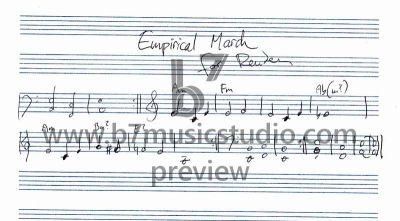 Empirical March - Manuscript Preview