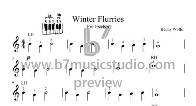 Winter Flurries - Primo Preview