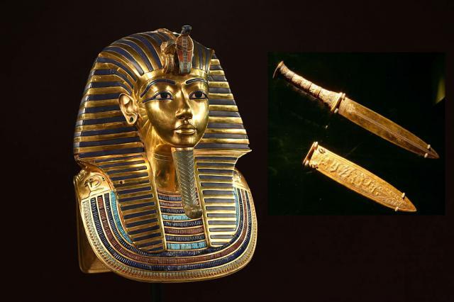 Tutankamonov bodež (Foto: Gettyimages)
