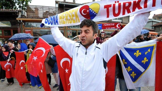 Картинки по запросу эрдоган сараево