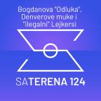Sa terena 124: Bogdanova
