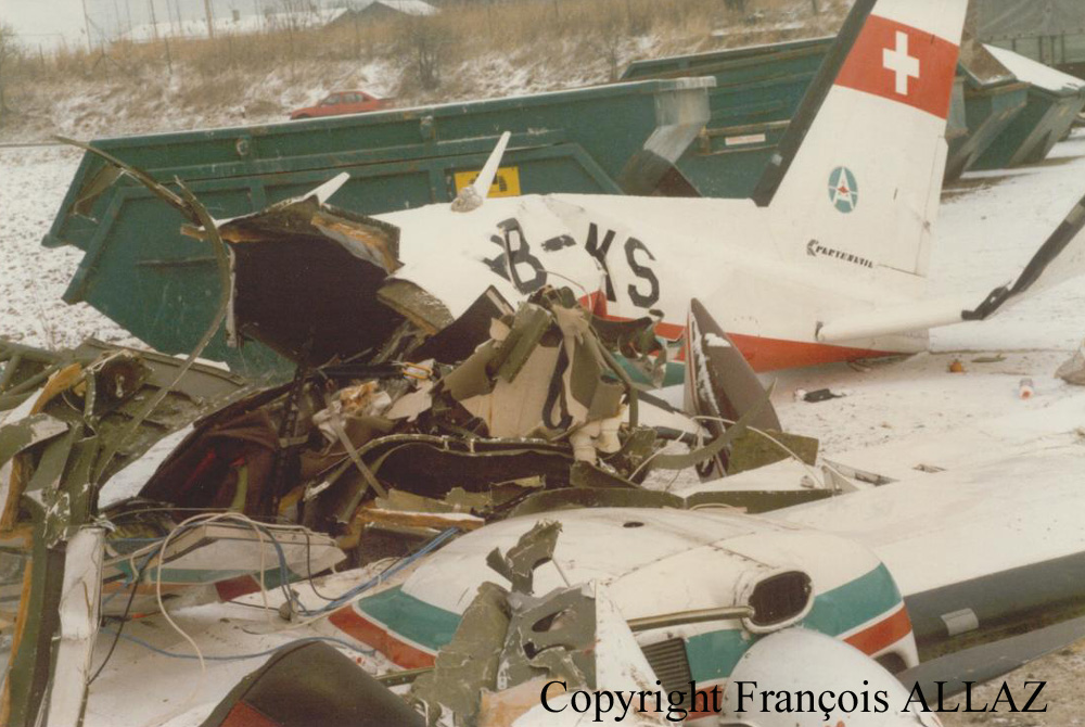 Crash Of A Partenavia P68 In Friedrichshafen Bureau Of