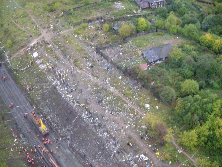 Crash Of A Boeing 737 500 In Perm 88 Killed Bureau Of