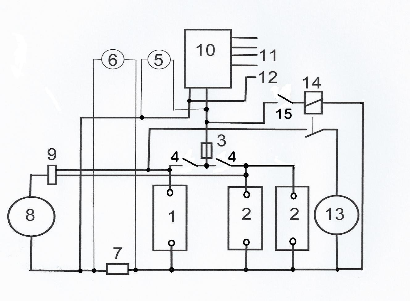 Eldiagram B D Soil Moisture Sensor