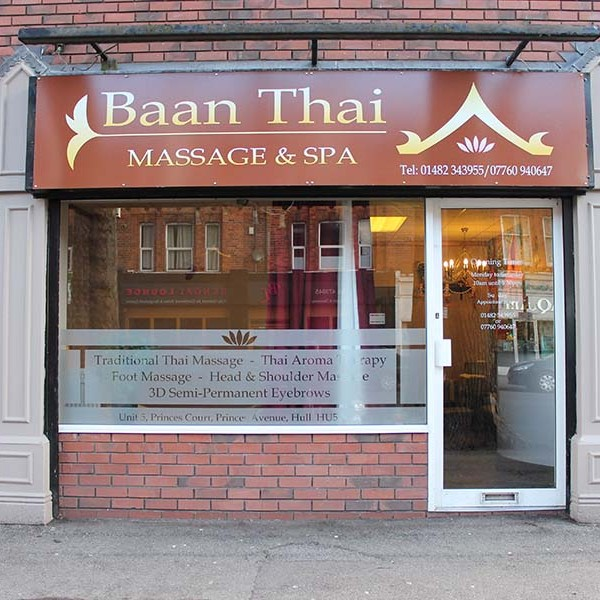 baan thai hull massage