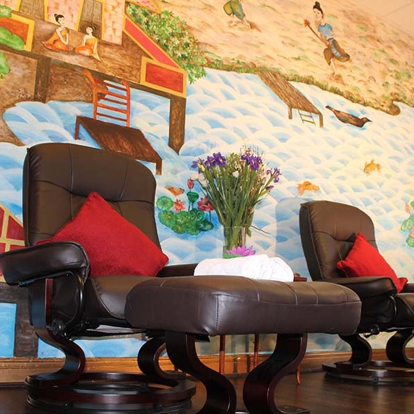 thai massage foot chairs hull
