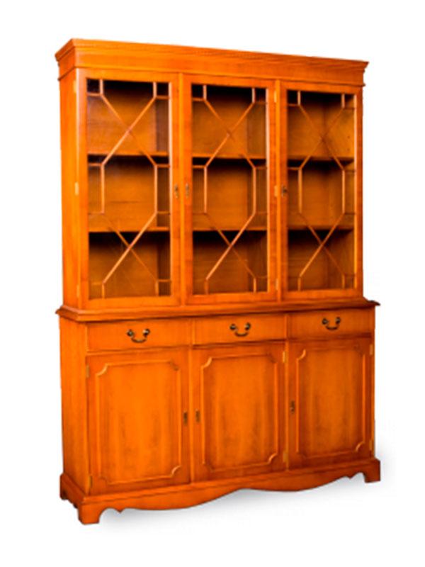 Boekenkast 3 Door Bookcase - Bendic - Baan Wonen