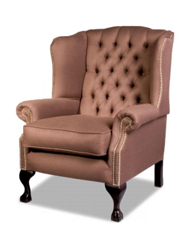 Georgian fauteuil - Bendic - Baan Wonen