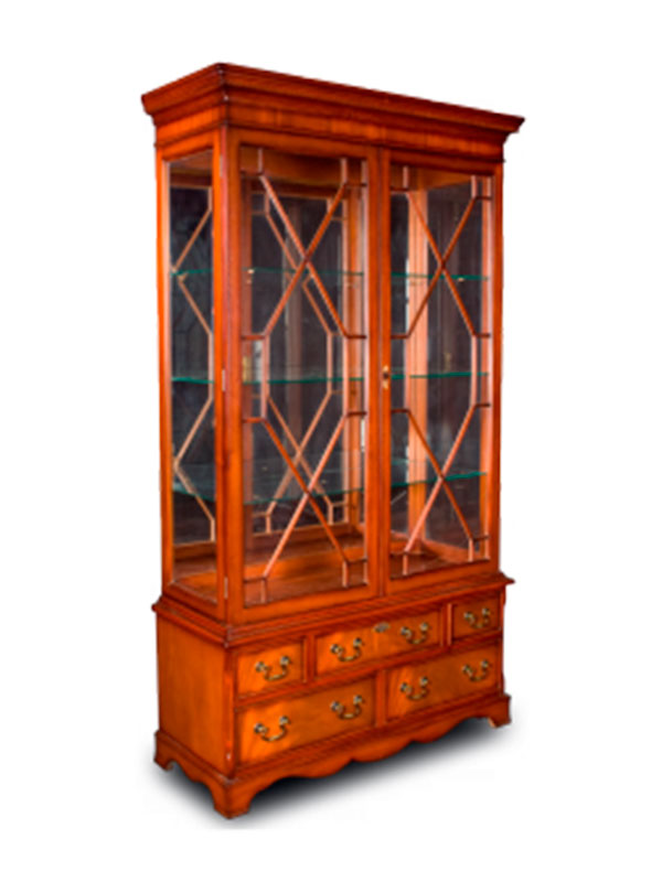 Large Display Cabinet - Bendic - Baan Wonen